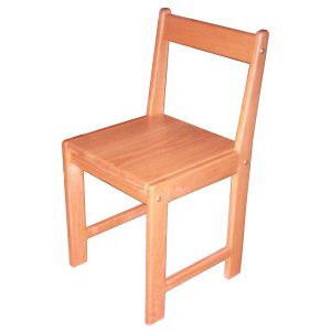Kitchen chair in Red Oak